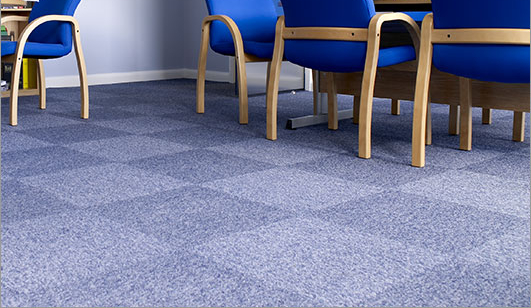 carpet tiles office flooring manchester cheshire paulsfloors